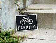 アイアンサイン Bicycle Parking *